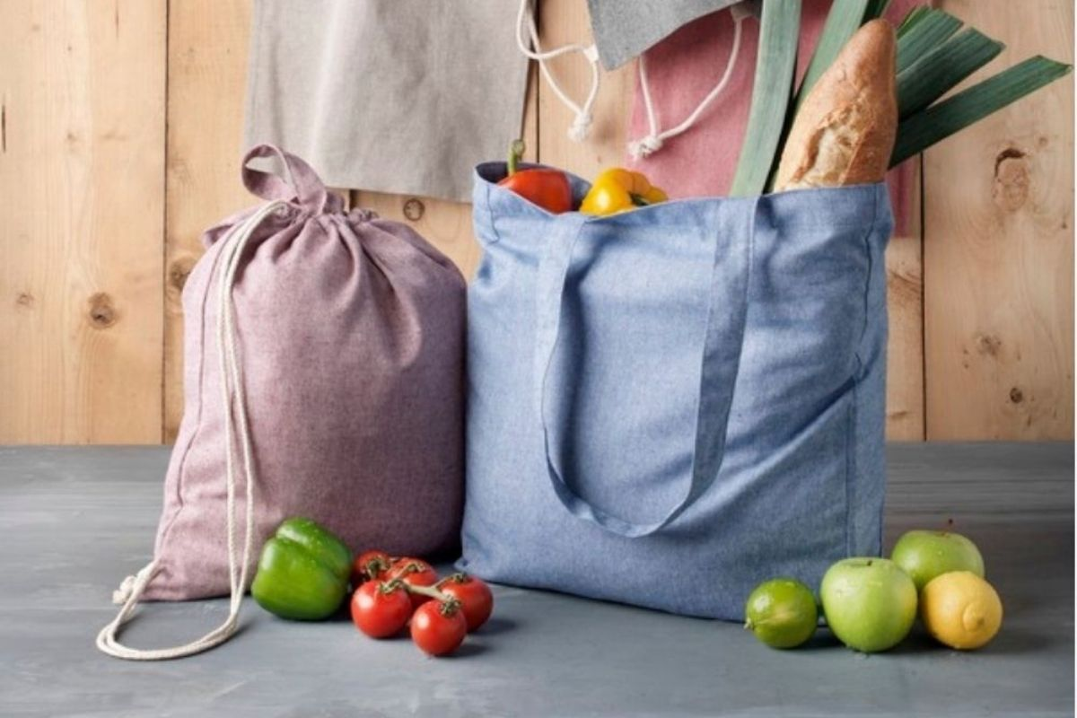 Tote bag fabrication France
