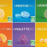 Bonbons biologiques