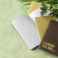 Carnet papier Crush