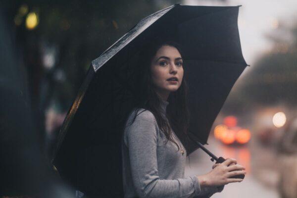 Parapluie en RPET 30''